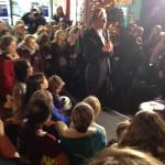 Abby Wambach describes Hillary Clinton's personal strengths, qualities Wambach shares