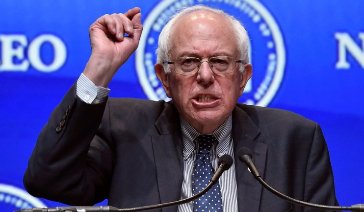 The angry, leftwing populism of Bernie Sanders is smart politics in a ...